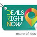 Steal the best deals near you with Deals Right Now!