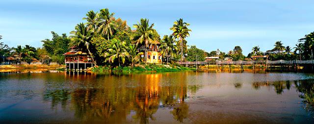 Bago Lake Monastery