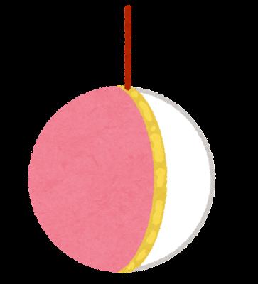 福玉のイラスト