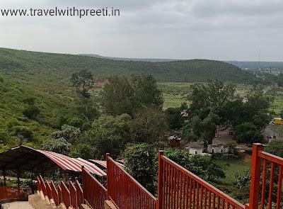 सागर का गढ़पहरा किला और मंदिर - Garhpahra Fort and Temple Sagar