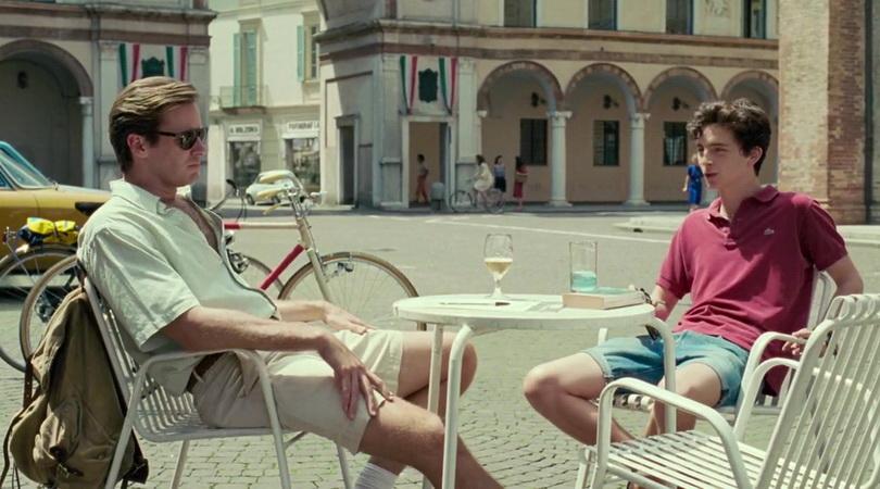 Η ταινία «Να με φωνάζεις με το όνομά σου» στο θερινό κινηματογράφο Φλοίσβο