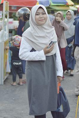 hijab instan modern