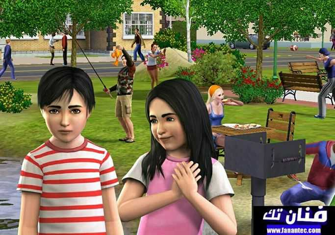 تحميل اللعبة الكلاسيكية ذي سيمز The Sims 3 للاندرويد 2020 ملف apk