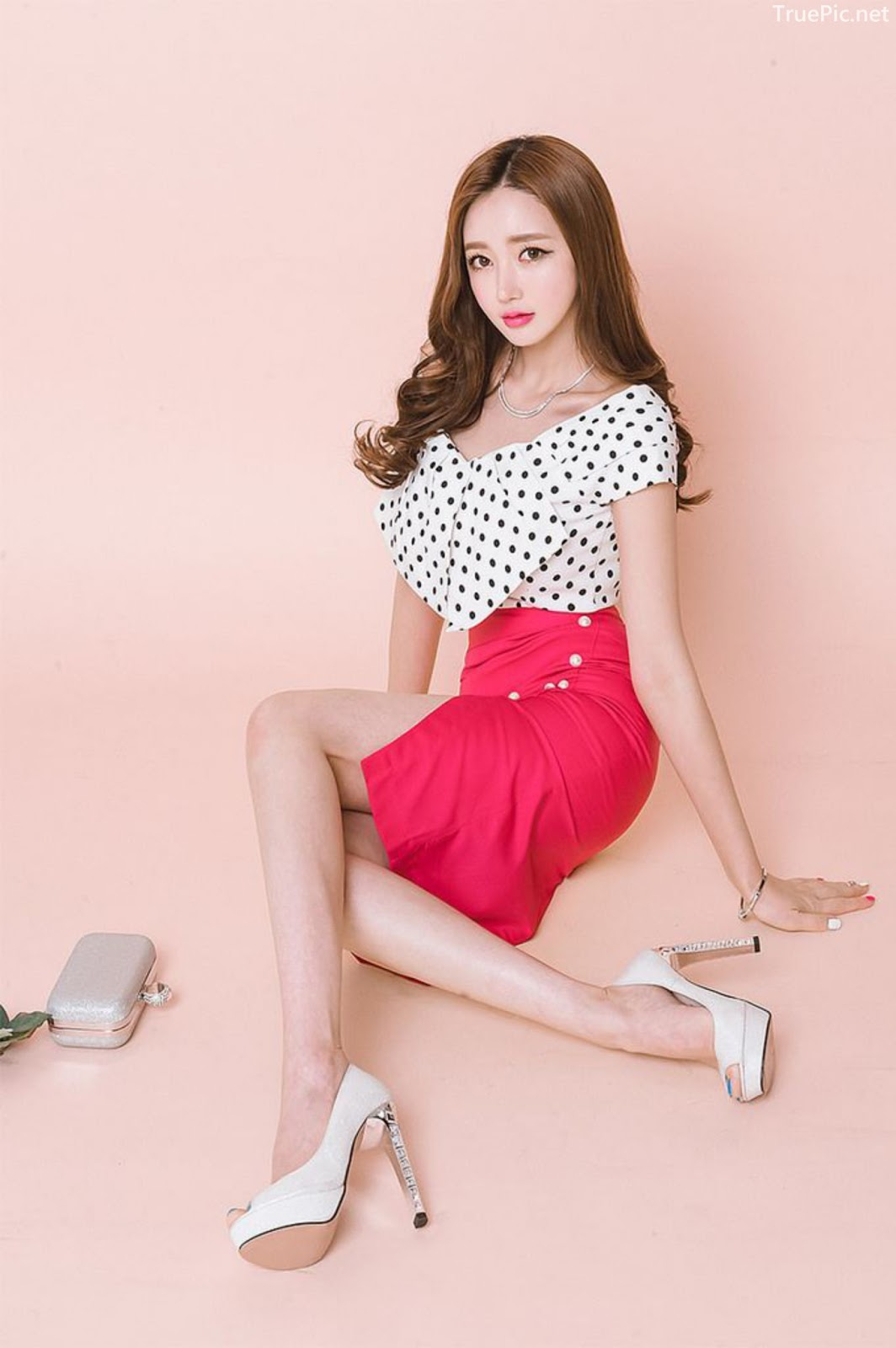 Lee Yeon Jeong - Indoor Photoshoot Collection - Korean fashion model - Part 4 - Picture 1