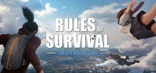 لعبة Rules of Survival