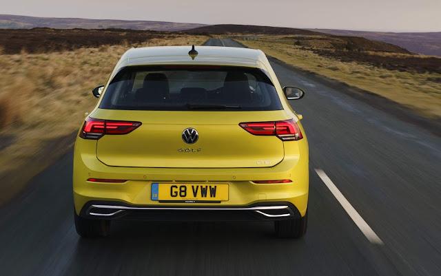 VW Golf 1.0 eTSI DSG 2021