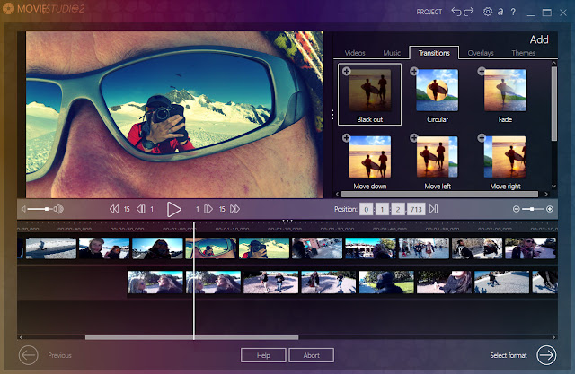 تحميل برنامج Ashampoo Movie Studio Pro 2 لتصور الشاشة ...