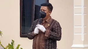 Vandiko Gultom Sampaikan Duka Mendalam Wafatnya Camat Sianjurmula Akibat Covid-19