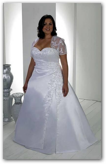 Vestidos de novia talles especiales