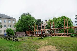 Замок Сент-Міклош. Місце проведення фестивалів