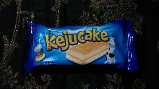 Kejucake Kraft Cemilan Nikmat Rasa Keju