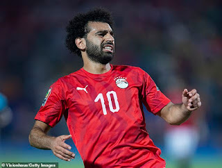 Mohamed Salah involved in fresh row with Egyptian FA