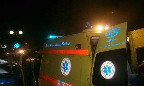 Ένας νεκρός και δύο τραυματίες είναι ο τραγικός απολογισμός τροχαίου δυστυχήματος που έγινε στην Άρτα.