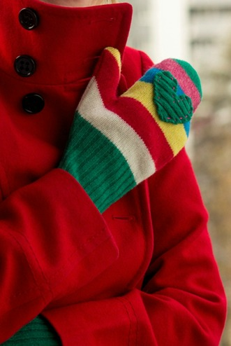 Maria Just Do It Diy 5 Steps Woolen Gloves