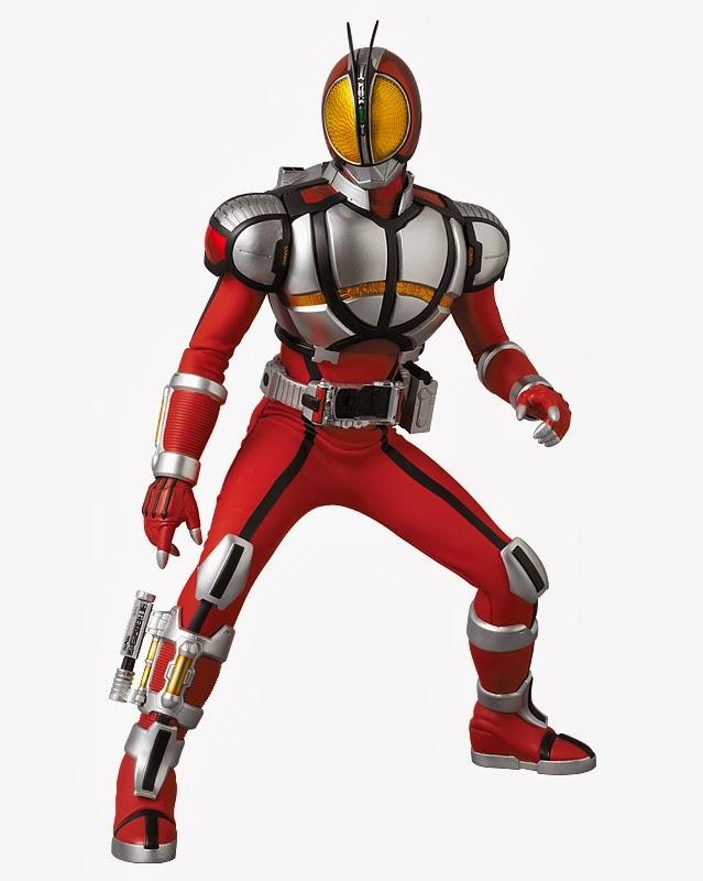 Kamen Rider Faiz Toys 98