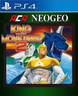 ACA NeoGeo King of The Monsters 2 PS4