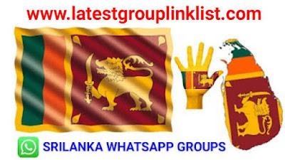 Join Latest Srilanka Whatsapp Group Link 2020