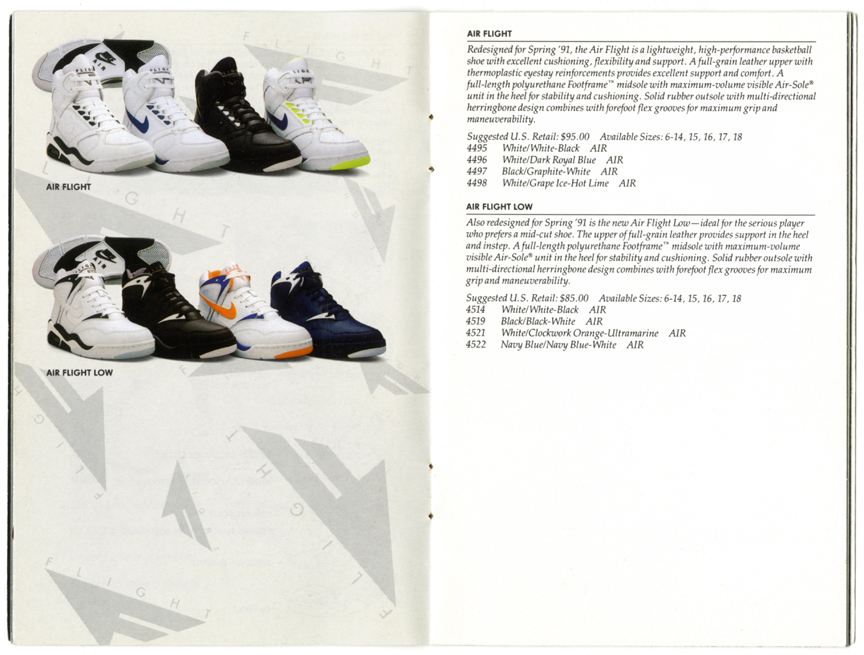check out c0231 451f1 catalog  NIKE BASKETBALL COLLECTION SPRING 91