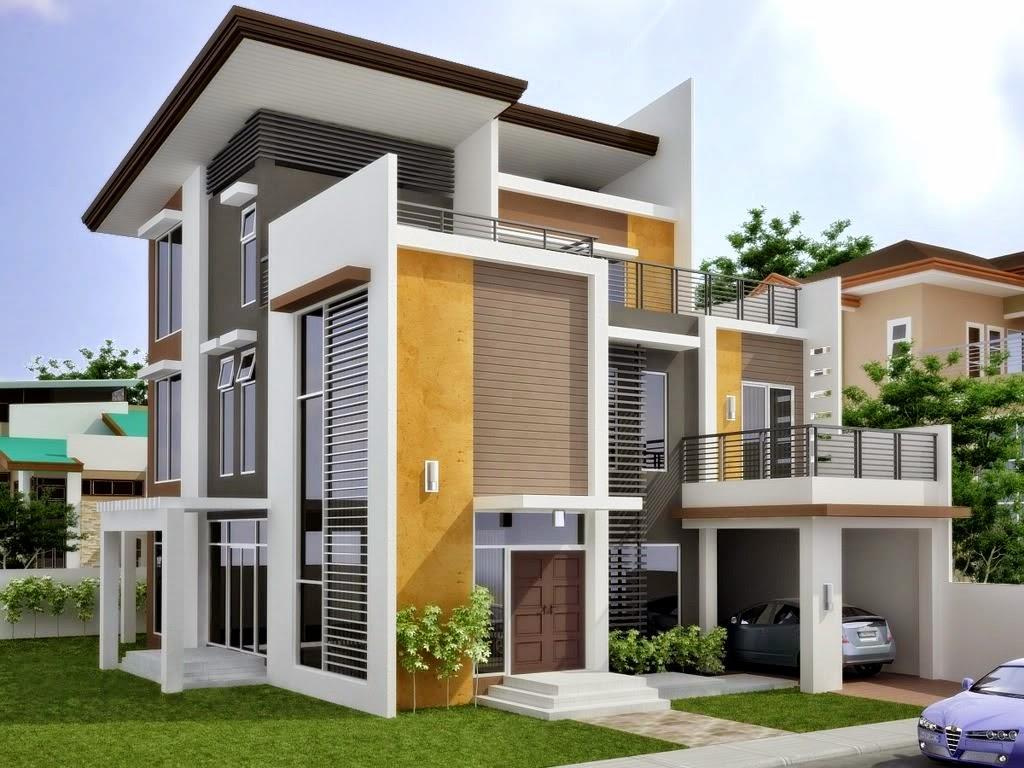 House minimalist design indonesia for Minimalist house jakarta