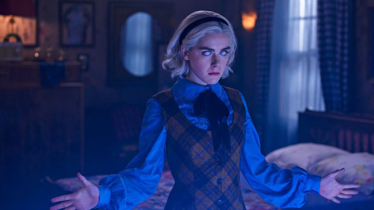 O Mundo Sombrio de Sabrina: Episódios da quarta temporada serão um mini-filme de terror