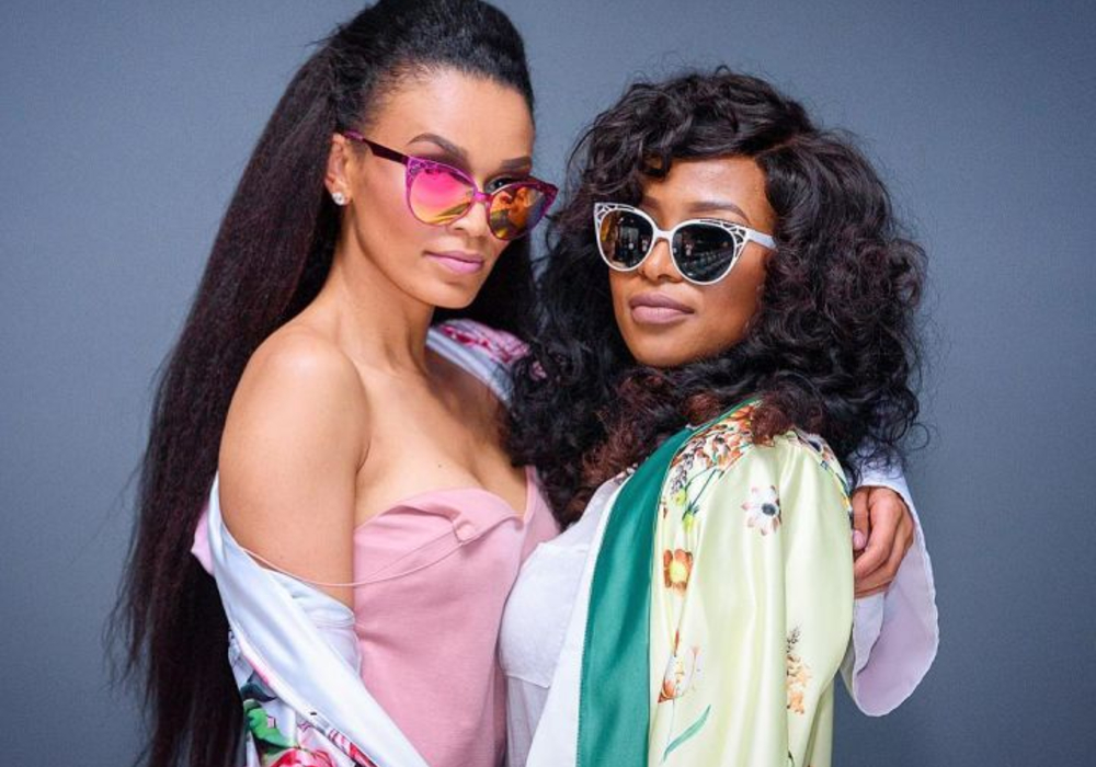 Pearl Thusi and DJ Zinhle Slam 'Dating' Rumours: We Don't Even Entertain It!