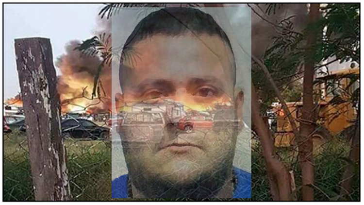 "EL ""TORO"" CAPO DEL CARTEL DEL GOLFO ERA ""GRINGO"""