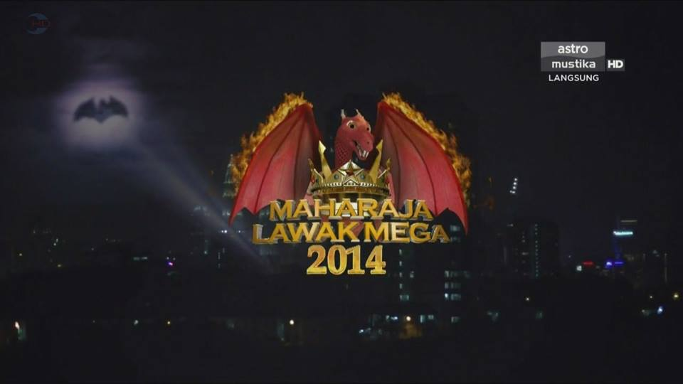 Maharaja Lawak Mega (2014)