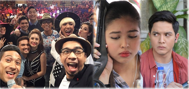 AlDub fever now over? It's Showtime beats Eat Bulaga in TV ratings
