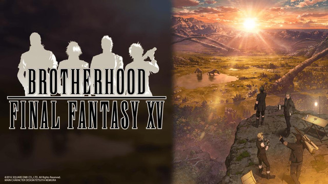 Baixar Brotherhood: Final Fantasy XV – 1ª Temporada