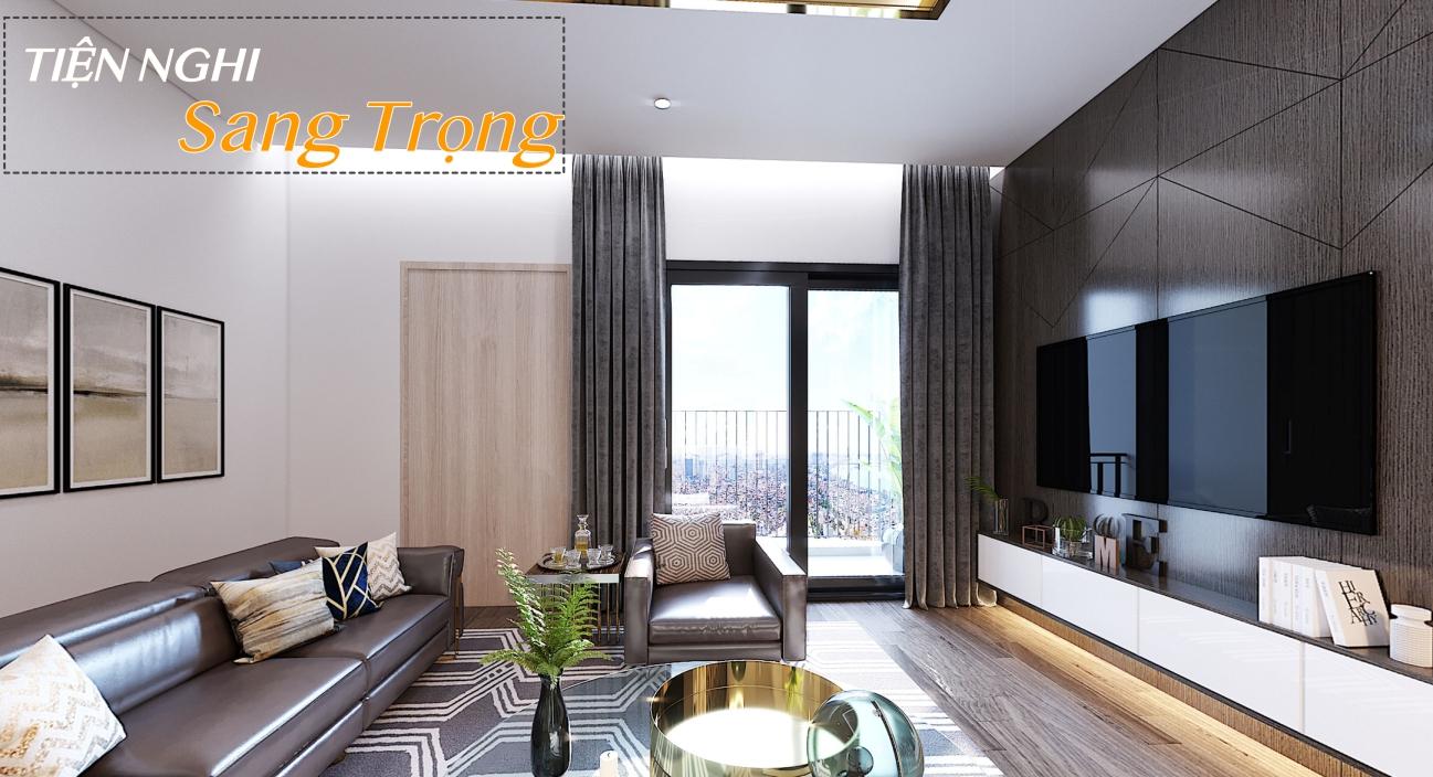 Căn hộ cao cấp tại chung cư 622 Minh Khai