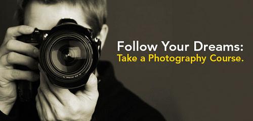 موسوعة كورسات تعليم التصوير الفوتوغرافي