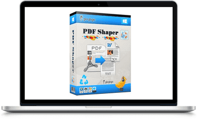 PDF Shaper Professional 9.4 Full Version