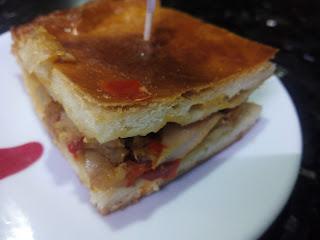 Empanada De Choco