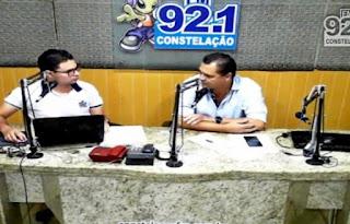 Marcus anuncia mais obras de asfaltamento em ruas de Guarabira
