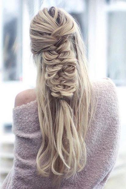 la moda en tu cabello juveniles