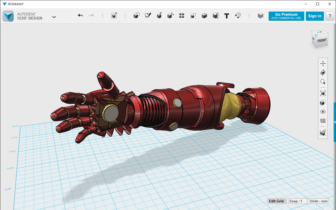 Autodesk 123d design software free download for windows mac for Autodesk online home design