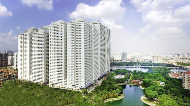 Chung cư giá rẻ do Tập đoàn Mường Thanh xây dựng