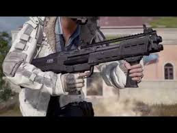 PUBG PC NEW WEAPON-DBS SHOTGUN