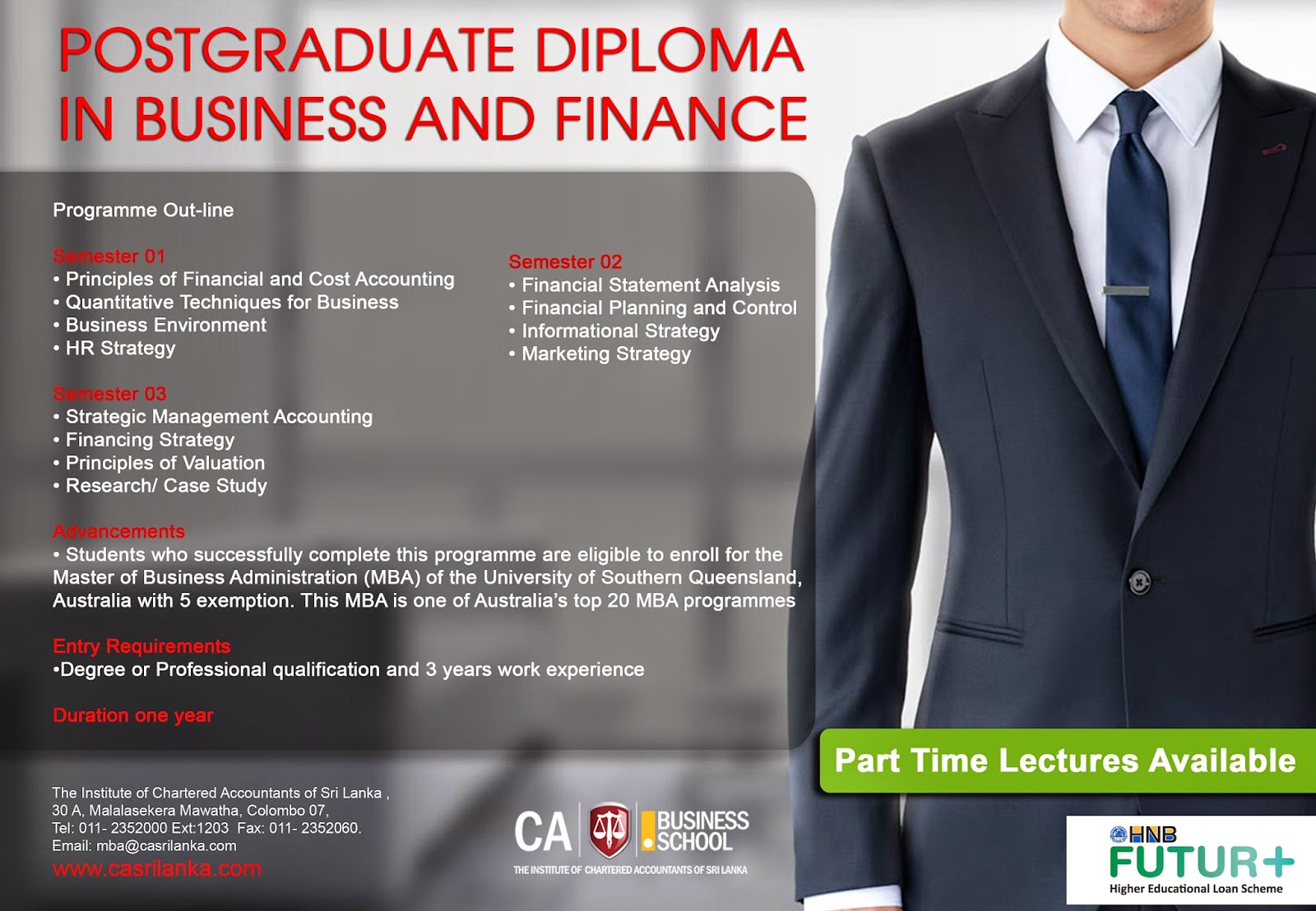 master of business administration mba semester The master of business administration (mba) degree from gcu prepares business graduates by applying proven principles of servant leadership and traditional undergraduate and graduate campus students (except those in the nursing pre-licensure program) $275 per semester (excluding summer.