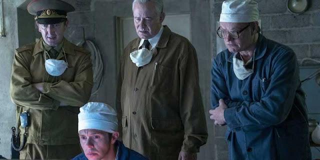 'Chernobyl' récord de candidaturas en los BAFTA de televisión 2020