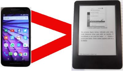 Moto G3 & Kindle