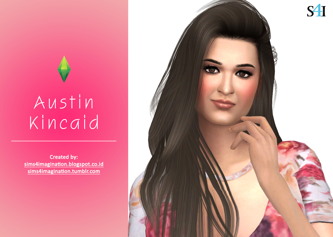 Austin Kincaid Porno my sims 4 cas: austin kincaid - imagination sims 4 cas