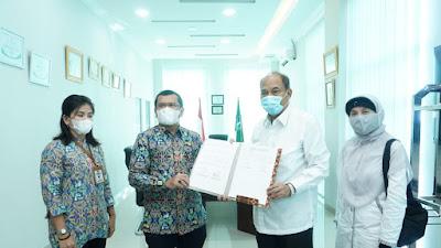Pemko Tebingtinggi Terima Pembangunan IPLT dari Kemen-PUPR