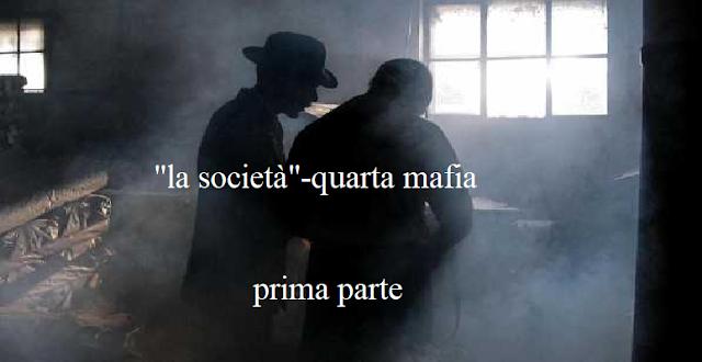 """EDITORIALE: La """"società""""- quarta mafia... lo Stato? Crepe istituzionali o cittadini omertosi? E...che Ve lo diciamo a fare! #1 [VIDEO]"""