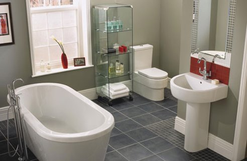New home designs latest modern bathrooms designs ideas for Good bathroom designs