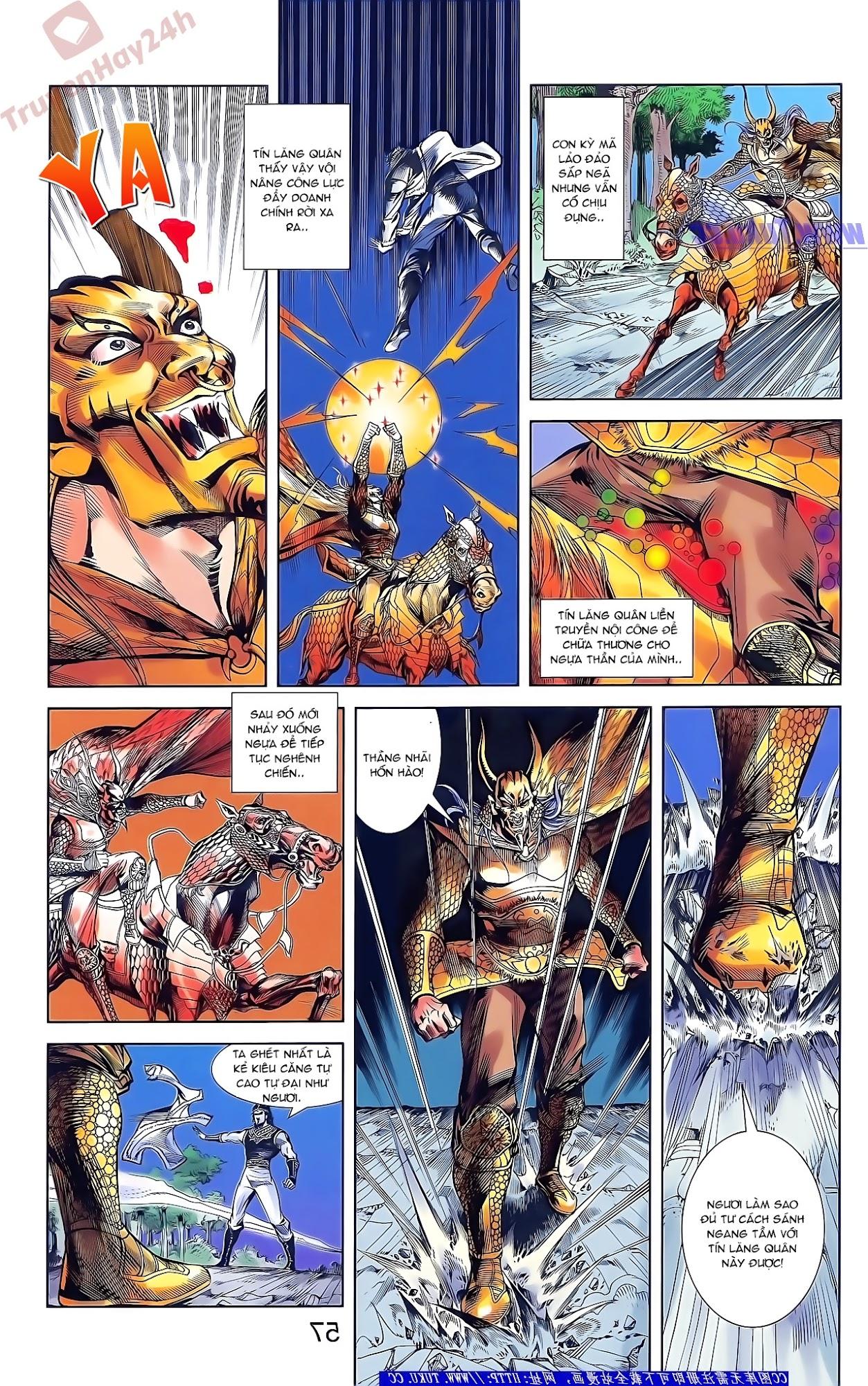 Tần Vương Doanh Chính chapter 49 trang 11