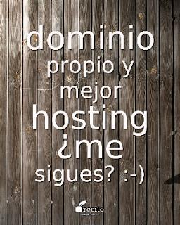 dominio propio web