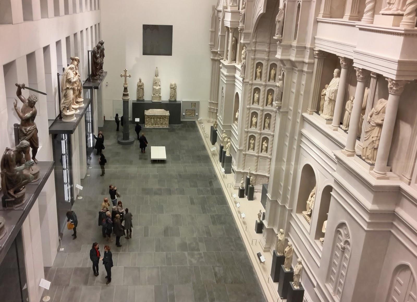 Museo Del Duomo Firenze.Arte Nella Vita Il Nuovo Grande Museo Del Duomo Di Firenze