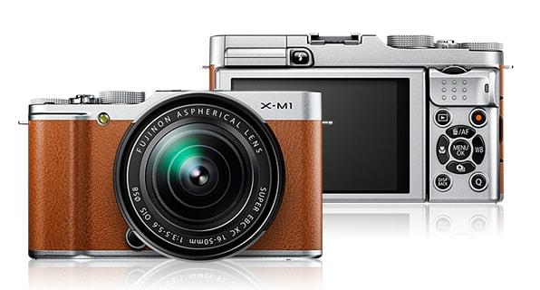 Fujifilm X-M1 Camera Software and Firmware Download and Update