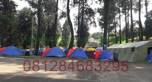 Lokasi Camping Murah daerah Wisata Bukit Hambalang Hill